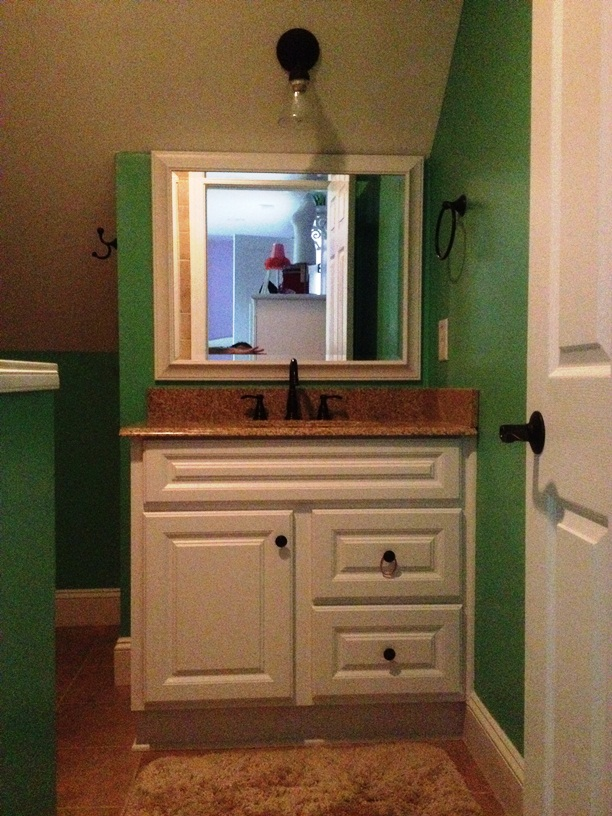 Cjc custom homes llc bright new bathrooms gallery for Cj custom homes